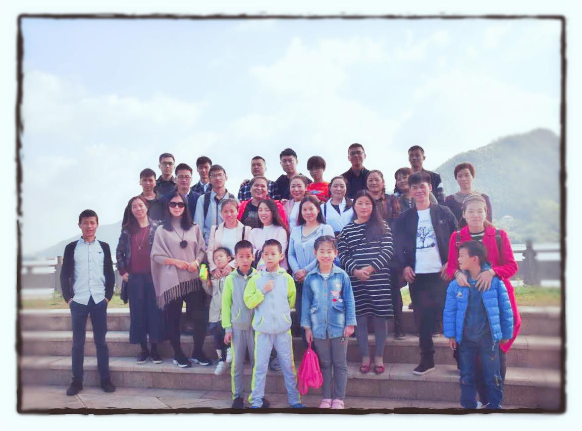 生产部青山湖旅游